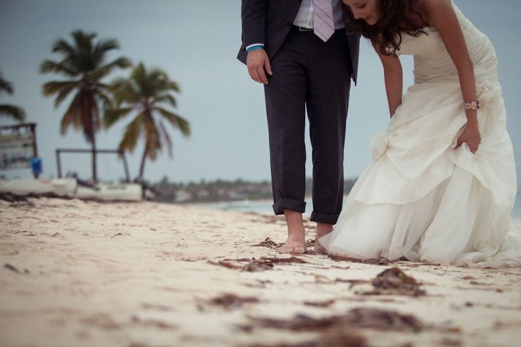 Barcelo Bavaro Palace Wedding - Sandra and Alejandro