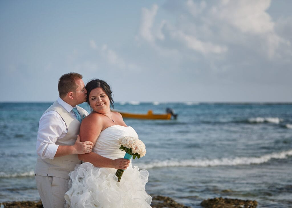 Barcelo Palace Destination Wedding - Maria and Cody