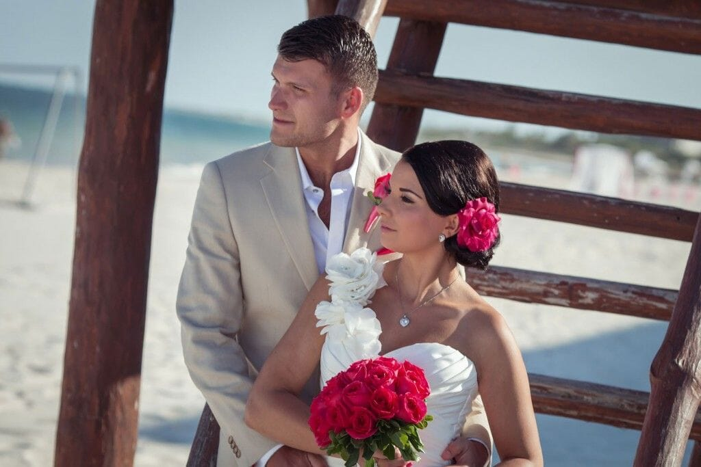 Moon Palace Cancun Wedding - Carla and Jack