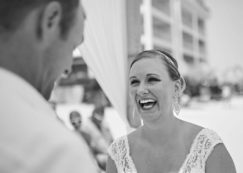 Now Jade Riviera Maya Resort Wedding - Jaclyn and Chad