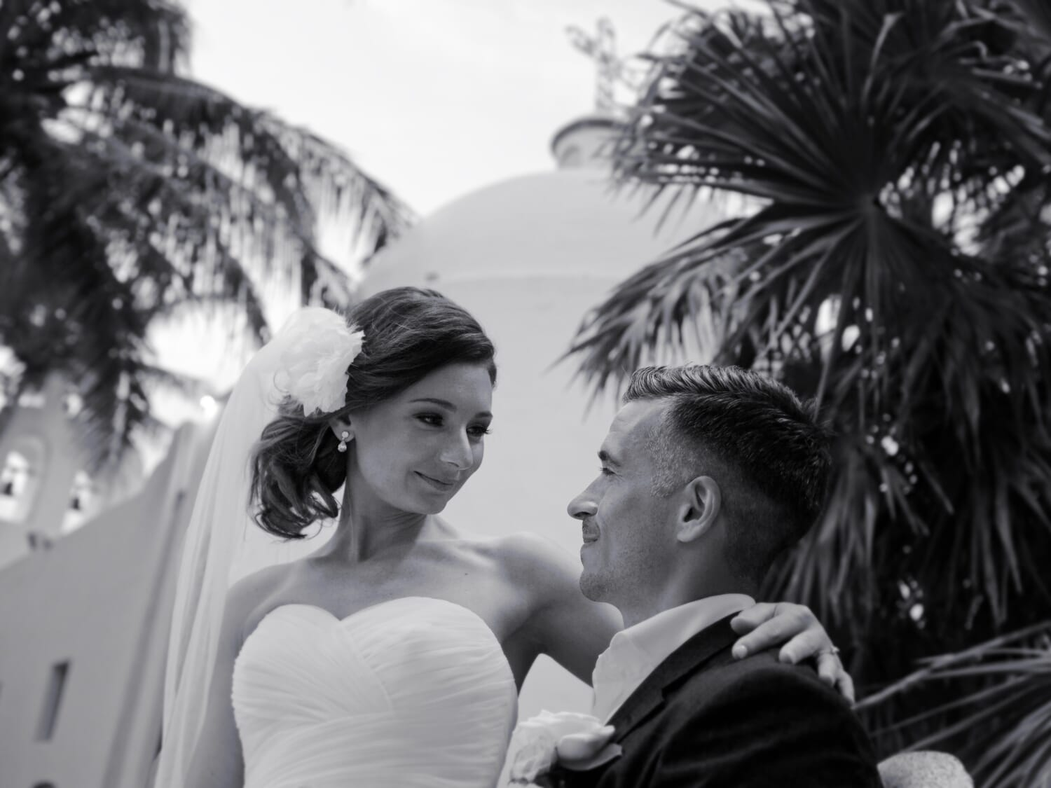 Playacar Palace Wedding - Ashley and Patrick