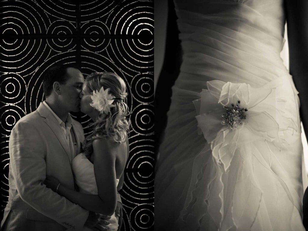 Sandos Caracol Resort Wedding - Kelly and Jaydn