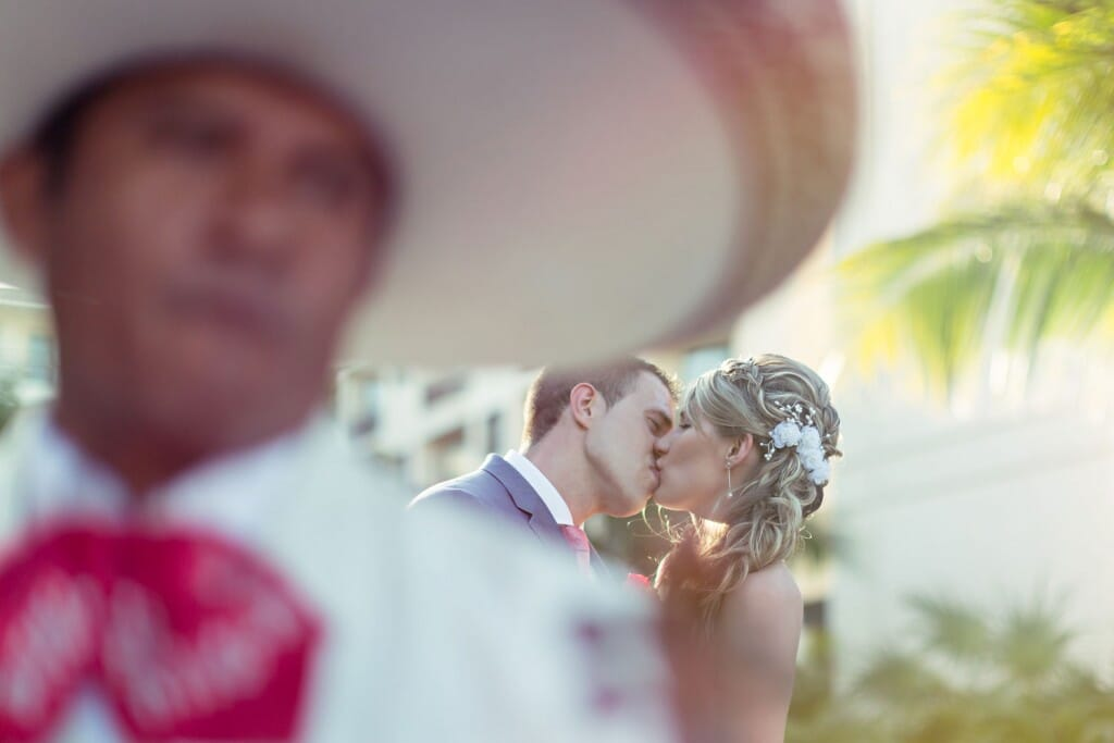 Wedding at Dreams Riviera Cancun - Laura and Max